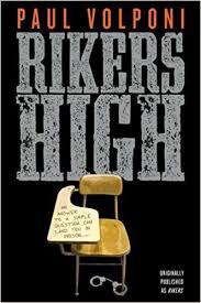 Riker Chair Rikers High Paul Volponi 9780142417782 Amazon Com Books