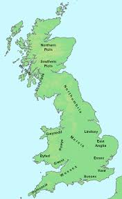 England On The Map by Map Of Mountains In England London Map