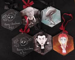 horror characters ornaments