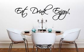 dining room wall decals 15 awesome dining room wall decals home design lover