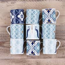 fine bone china mugs by st pancras chambers collection