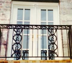 ornamental railings iron handrails slidell la
