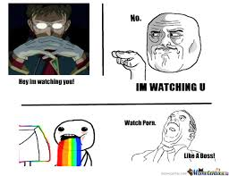 I M Watching You Meme - im watching you by monkeskulls554 meme center