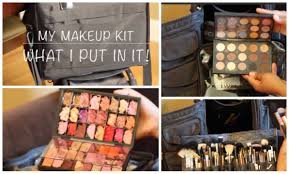 makeup kits for makeup artists my pro makeup artist kit mac darbiedaymua