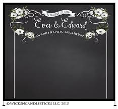 wedding photo booth backdrop the 25 best wedding chalkboard backdrop ideas on