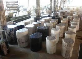 petrified wood table madera petrificada tablas de piedra fósil