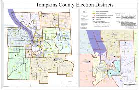 Ithaca Map Election 2017 Who U0027s Running For Tompkins County Legislature