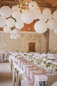 balloon and paper lantern wedding reception décor u2013 weddceremony com