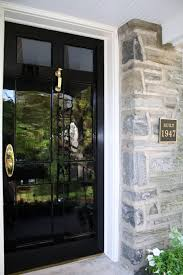 Black Exterior Gloss Paint - hollandlac brilliant for front doors this marine grade paint is