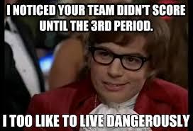 Hockey Memes - ontario reign hockey memes on behance