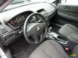 black interior 2007 mitsubishi galant de photo 45942216