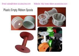 empty ribbon spools gift wrapping curling ribbon shredder and curler tools ribbon decorat