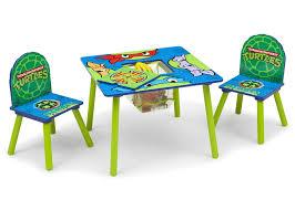 Teenage Mutant Ninja Turtles Twin Bed Set by Teenage Mutant Ninja Turtles Table U0026 Chair Set With Storage