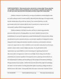 essay exles for scholarships essay exles for scholarships any topic essay scholarships