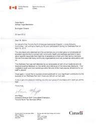 bureau de revenu canada canada revenue agency thank you letter for sahaja meditation