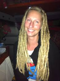 installing extension dreads in short hair dreadlocks straight away dread extensions by dreadart