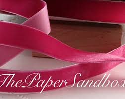 pink velvet ribbon pink velvet pink velvet ribbon 3 8 wide pink velvet trim