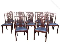 Chippendale Dining Room Set by Chair Chippendale Dining Room Chairs Hickory Chair Baltimore Table