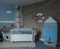 theme de chambre bebe theme marin chambre bébé enfant