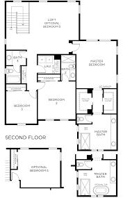 02 floor plan sagebluff at ironridge orange county ca homes floor plans