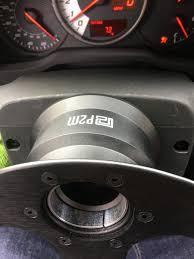 lexus steering wheel keychain p2m toyobaru 86 aluminum steering wheel boss