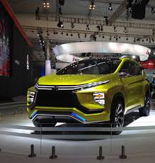 mitsubishi xm concept portal industri otomotif indonesia mitsubishi xm concept
