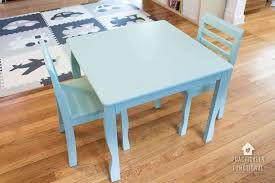 How To Paint Table And Chairs The Easiest Way To Paint Furniture No Sanding Or Priming