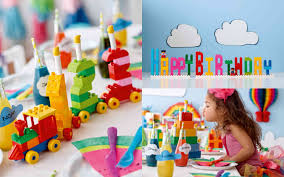 How To Decorate Birthday Party At Home by How To Build A Beautiful Colorful Birthday Party Articles