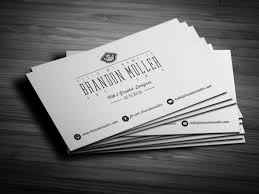 business card designs psd 50 epic psd business card template files