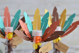 thanksgiving turkey place cards the happy scraps