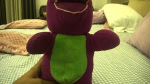 demon barney doll youtube