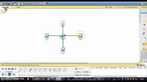 membuat jaringan lan dengan cisco packet tracer tutorial membuat jaringan lan sederhana 4 pc cisco packet tracer