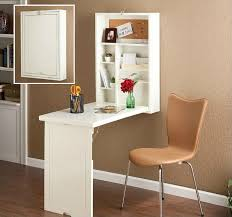 How To Make A Small Desk Space Saving Desk 17 Wall Mounted Desks To Make The Most Of Your