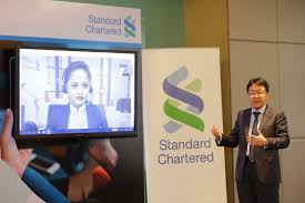 standard chartered first bank in malaysia to launch video banking