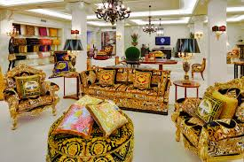 Versace Sofa Versace Home Orleans Sofa Available At Palazzo Collezioni U2026 Flickr