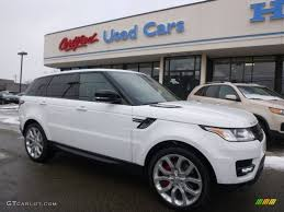 land rover white 2014 2014 fuji white land rover range rover sport supercharged