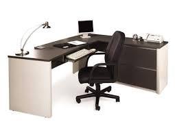L Computer Desk L Shaped Computer Desk White L Shaped Computer Desk To Meet Your