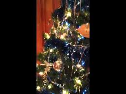dallas cowboys christmas lights dallas cowboys christmas tree youtube