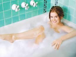Women Bathtub Isla Fisher Women Pinterest Isla Fisher