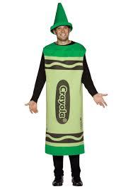 halloween costumes ca green crayon costume