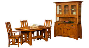 Custom Made Dining Room Furniture Amish Furniture Madison