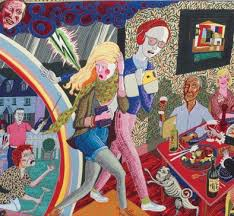 Grayson Perry Vanity Of Small Differences Talks U0026 Events U2014 Jacky Klein