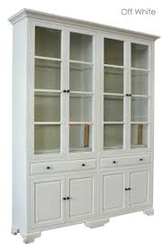 Glass Display Cabinet Perth French Showcase With Cupboard French Provincial Bookcase Perth