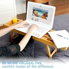 Laptop Bed Desk Elite Creations Bathtub Caddy Laptop Bed Desk Ndash 2 In 1