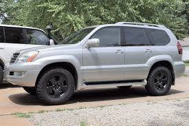 lexus of portland tires gx470 wheel tire lift picture combination thread ih8mud forum