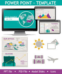 powerpoint presentation template travel by clewdesign graphicriver