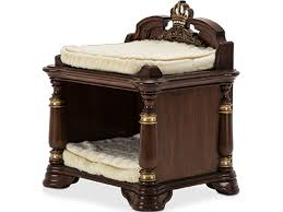 Dog Bed Nightstand Aico Furniture 9050019 402 Accessories Grand Masterpiece Dog Bed