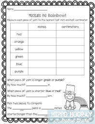 Telling Time To The Nearest Minute Worksheet March 2015 Hippo Hooray For Second Grade