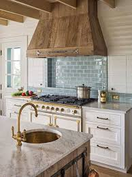 designer kitchen hoods covered range hood ideas kitchen inspiration the inspired room