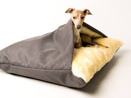 Burrowing Dog Bed Pet Snuggle Beds In Weave Fletcher Of London Luxury Pet Products
